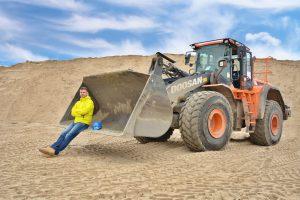 ile kosztuje koncesja na wydobycie piasku?